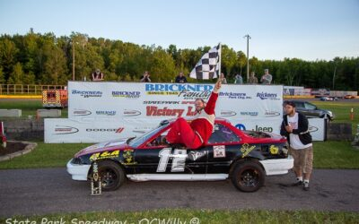 Defending Champs Schramm, Seliger Back in Victory Lane; Lecher Gets First SPS Feature