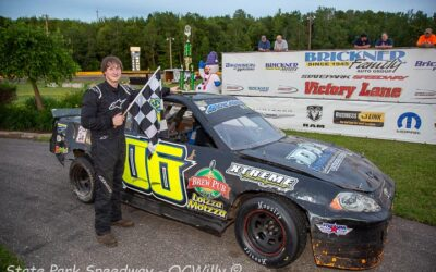 Defending champions Schramm, Seliger and Ferge all start July with feature wins