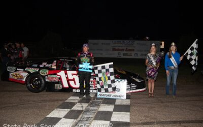 Sommers captures Detjens Memorial for first ARCA Midwest Tour win