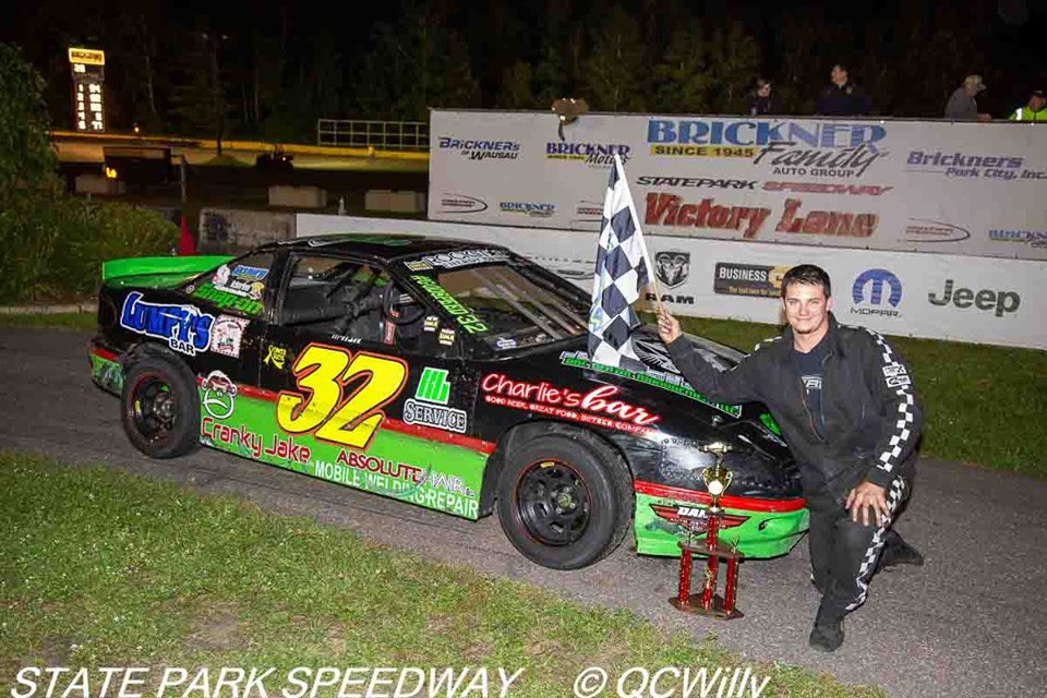 Ferge nears second straight title; Spatz & Call back in victory lane, Hartwig is Bandolero champion